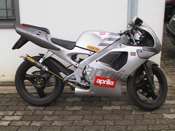 ATTUALE1 on benelli 250 four